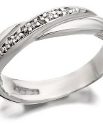 Womens White Gold Wedding Band 14 Cute White gold rings are