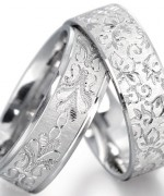 Trends Of White Gold Wedding Rings For Women 0022