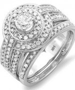 Trends Of White Gold Wedding Rings For Women 003