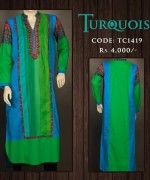 Turquoise Summer Dresses 2014 for Women002