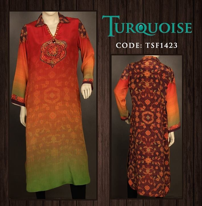 Turquoise Summer Dresses 2014 for Women