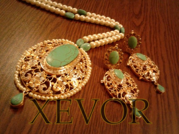 Xevor Eid Jewellery Sets 2014 For Women 0015