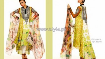 Ali Xeeshan Eid-Ul-Fitr Dresses 2014 For Women 9