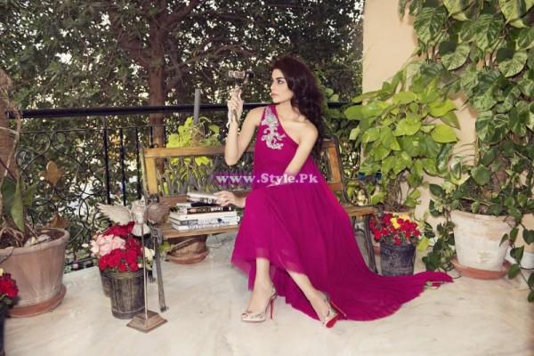 Ayesha Somaya Eid Collection 2014