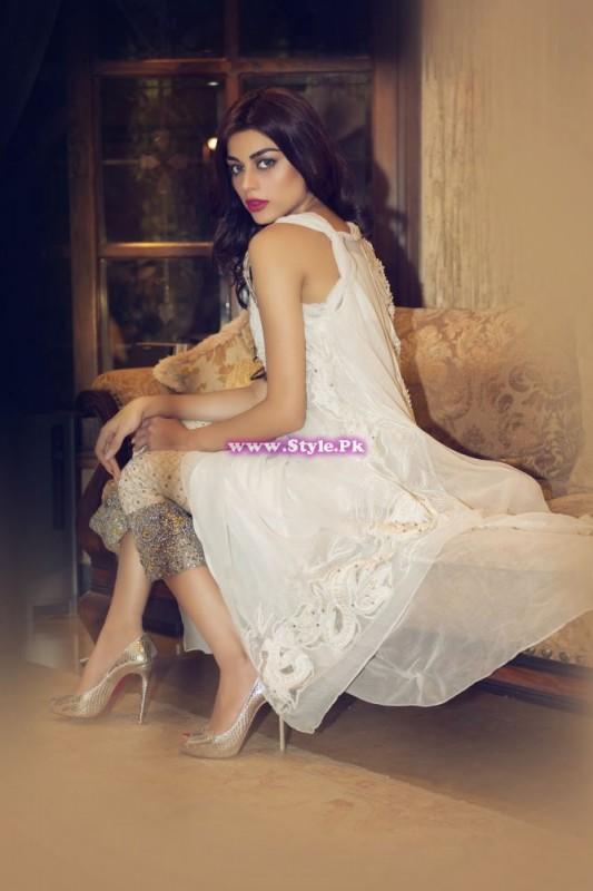 Ayesha Somaya Eid Collection