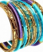 Beautiful Eid Bangles 2014 For Women 0012