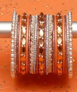 Beautiful Eid Bangles 2014 For Women 006