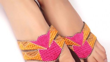 Borjan Shoes Eid Footwear Collection 2014 For Women 0013