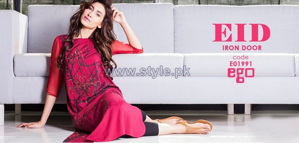 Ego Eid Dresses 2014 For Girls and Women 12