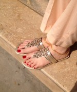 Farah & Fatima Eid Footwear Collection 2014 For Women 009