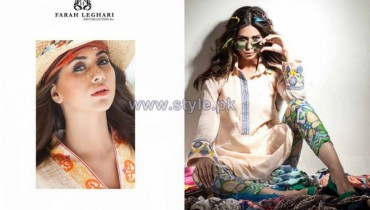 Farah Leghari Eid-Ul-Fitr Clothes 2014 For Women 8