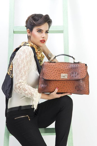 Gul Ahmed Summer Handbags Collection 2014 For Women 005