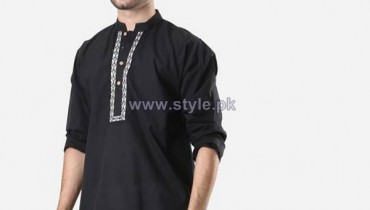 Khaadi Man Kurta Designs 2014 For Eid 15