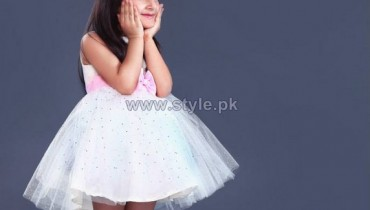Kids Breakout Eid Dresses 2014 For Kids 9