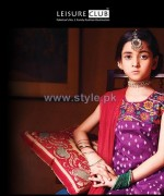 Leisure Club Kids Dresses 2014 For Eid 9