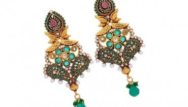 Mariam Sikander Eid Jewellery Collection 2014 For Women 001