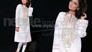 Needle Impressions Eid Collection 2014 For Women 11