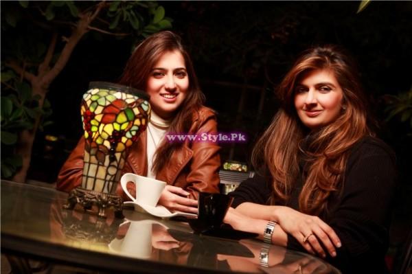 Somaya Adnan & Ayesha Sohail