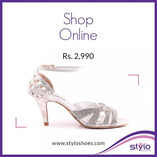7369c092d8e8c Stylo Eid Footwear Collection 2014 For Women