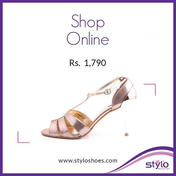 Stylo Eid Footwear Collection 2014 For Women 006