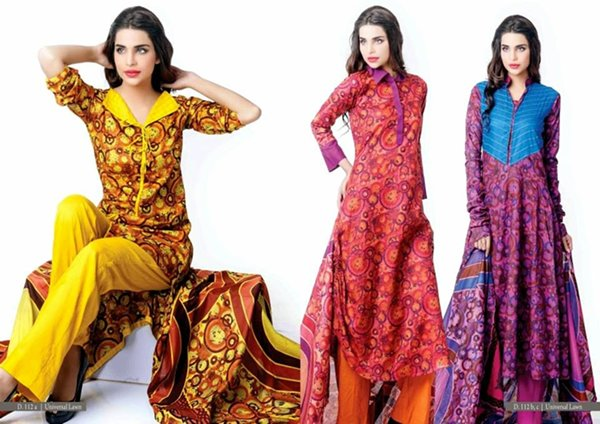 Trends Of Designer Lawn Dresses In Summer