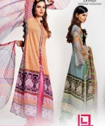 Trends Of Designer Lawn Dresses In Summer 006