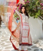 Trends Of Designer Lawn Dresses In Summer 009