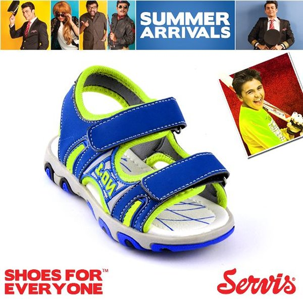 Trends Of Kids Shoes 2014 For Eid 0013