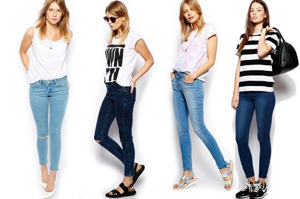 Trends Of Skinny Jeans In Summer Season 0015