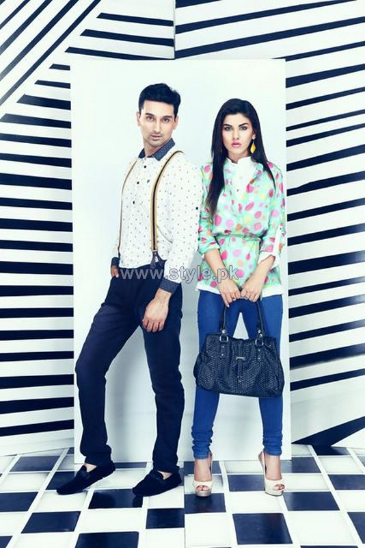 Urban Studio Eid Dresses 2014 For Boys and Girls 1
