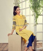 Yellow Eid Arrivals 2014 For Men and Women 5