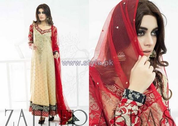 Zaheer Abbas Eid Dresses 2014 For Girls 7