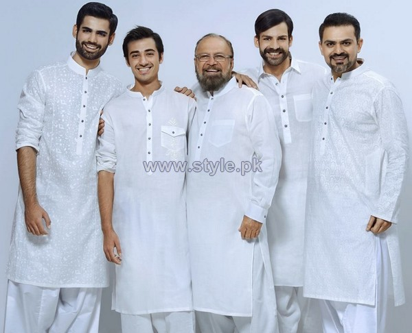 Amir Adnan Men Kurtas 2014 For Eid-Ul-Adha 5
