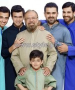 Amir Adnan Men Kurtas 2014 For Eid-Ul-Adha 6
