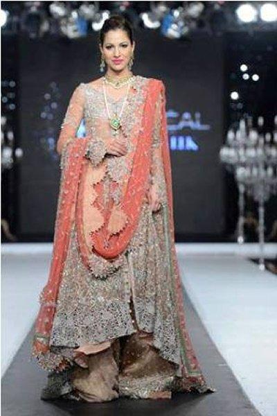 Bridal Anarkali Frocks For Wedding 001