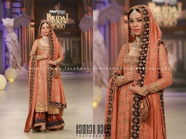 Bridal Anarkali Frocks For Wedding 001q