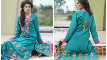 Damak Summer Dresses 2014 For Women 13