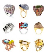 Designs Of Cocktail Rings 2014 For Women 003