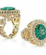 Designs Of Cocktail Rings 2014 For Women 005
