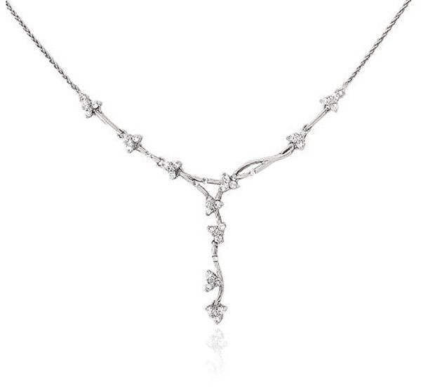 Black Diamond Necklace Amazon