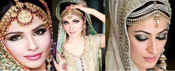 Designs Of Jhoomar And Matha Patti For Women