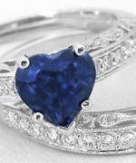 Designs Of Wedding Sapphire Rings For Women 0011