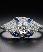 Designs Of Wedding Sapphire Rings For Women 008