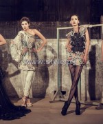 Fahad Hussayn Lost Kingdoms Dresses 2014 For Girls 1