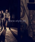Fahad Hussayn Lost Kingdoms Dresses 2014 For Girls 11