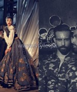 Fahad Hussayn Lost Kingdoms Dresses 2014 For Girls 13