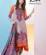 Fashion Of Long Shirts 2014 With Churidaar Pajamas 001