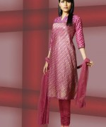 Fashion Of Long Shirts 2014 With Churidaar Pajamas 0012