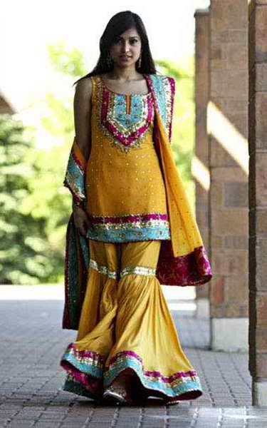 Simple Dress Design  In Pakistan