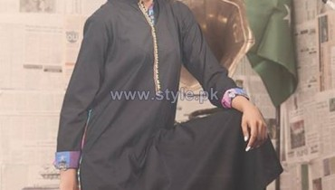 Gul Ahmed 14 August Kurtis 2014 For Women 7